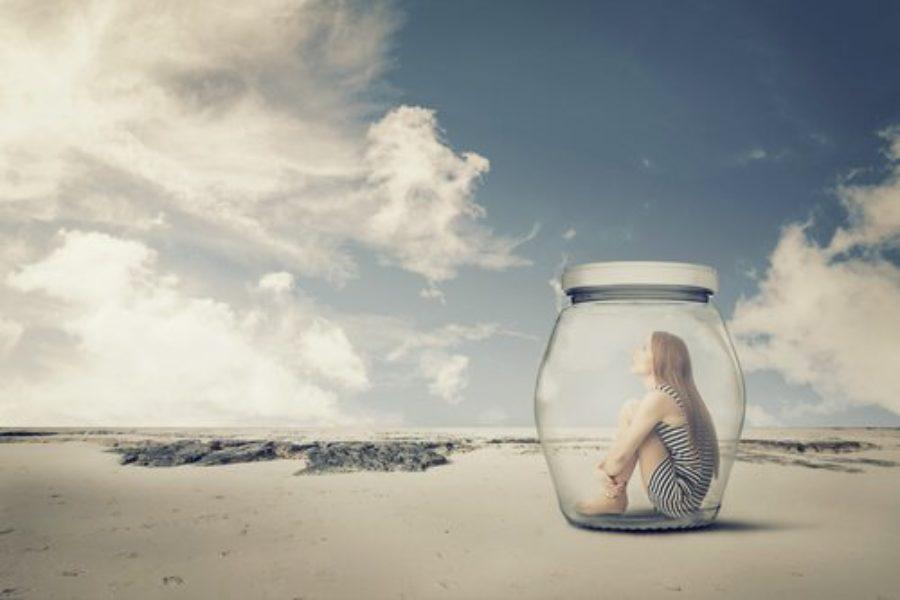 La mente è un paracadute che funziona se si apre