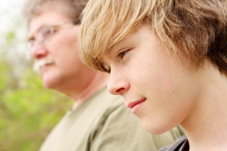 Crescono i figli ma crescono i genitori?