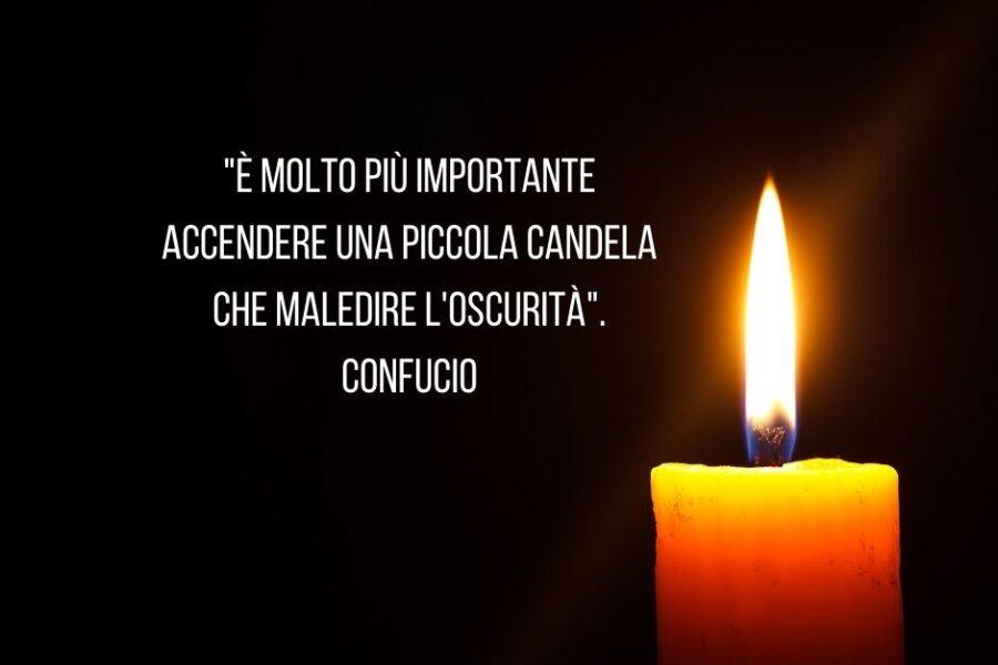 Accendere una candela o maledire l'oscurità?